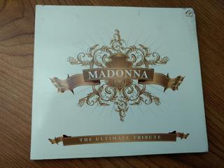 Madonna The Ultimate Tribute Disco Cd Envio Gratis