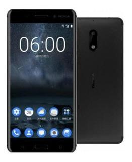 Nokia 6 Tela 5.5 64 Gigas 4 Gigas 4g Novo - Envio Já