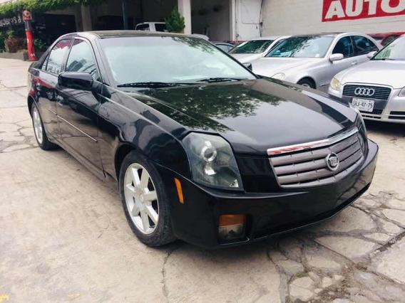 Cadillac Cts 2004 3.6 S Qc Bose R-17 At 4 Puertas Piel