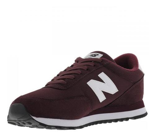 Tênis New Balance Ml501 - Tamanho 41 - Bordô - Unisex