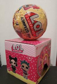 Lol Surprise Confetti Pop Muñeca + 8 Sorpresas