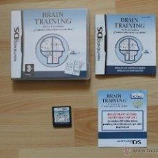 Brain Training Nds