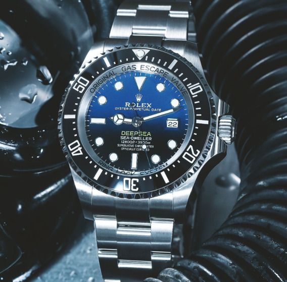 Rolex Submariner Deepsea / Sea Dweller James Cameron Swiss