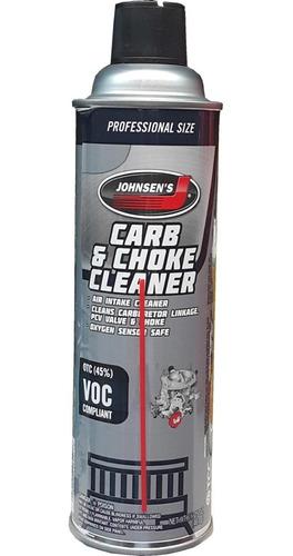 Limpia Carburador Y Cuerpo De Aceleracion 460grs