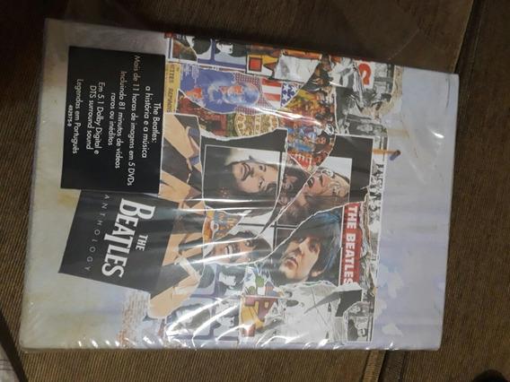 Dvd The Beatles Anthology + Cds The Beatles Anthology