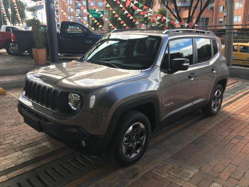 Jeep Renegade Gris Mt Mod. 2022