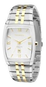Relógio Masculino Technos Quadrado Executive 1n12mq/5b