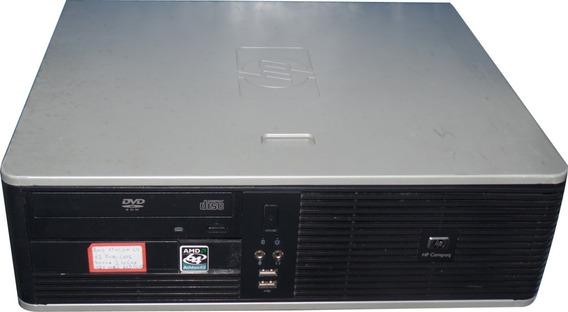 Cpu Hp Dc5750-sff Amd 64 Dual Core 2.10ghz, 4gb, Hd 160gb
