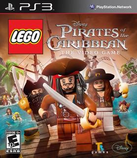 Lego Lego Piratas Del Caribe Ps3 Digital Torrbian Gamestore