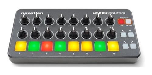 Novation Launchcontrol Launch Control Controlador Midi