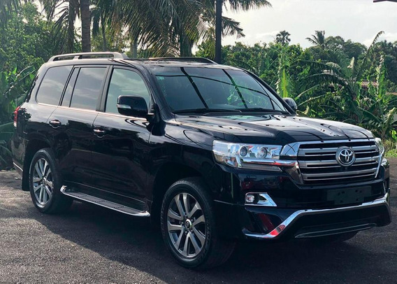 Toyota Land Cruiser Vrx