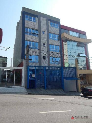 Imagem 1 de 12 de Sala À Venda, 90 M² Por R$ 350.000,00 - Centro - São Bernardo Do Campo/sp - Sa0462