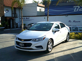 Chevrolet Cruze 2017 1.4 Ls At Impecable