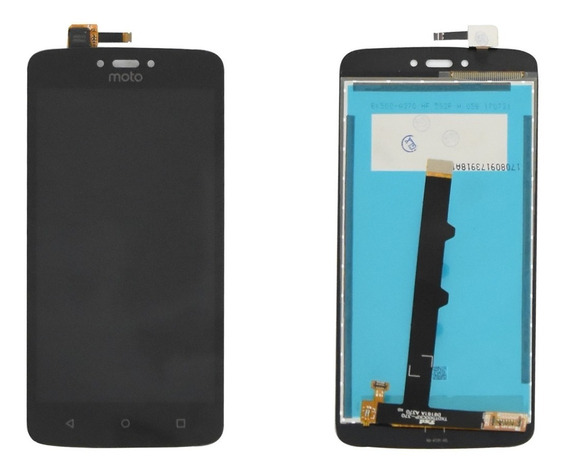 Display Pantalla Touch Celular Moto C Xt1750 Xt1756 57 /e