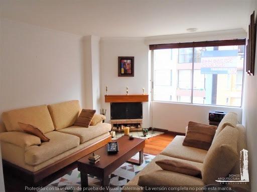 Apartamento En Venta Chapinero Alto 917-261