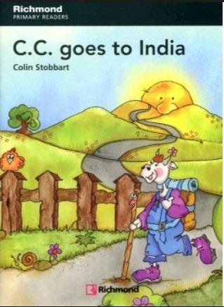 C.c. Goes To India + Audio Online - Richmond Primary Readers