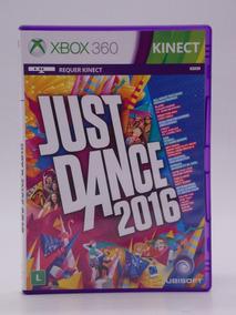 Just Dance 2016 Xbox 360 Original Mídia Física