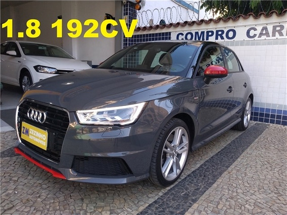 Audi A1 1.8 Tfsi Sportback Ambition Gasolina 4p S-tronic