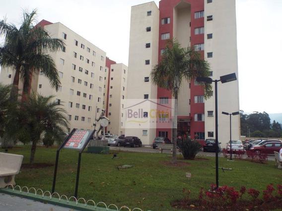 Apartamento À Venda, 60 M² Por R$ 230.000 - Vila Mogilar - Mogi Das Cruzes/sp - Ap0463