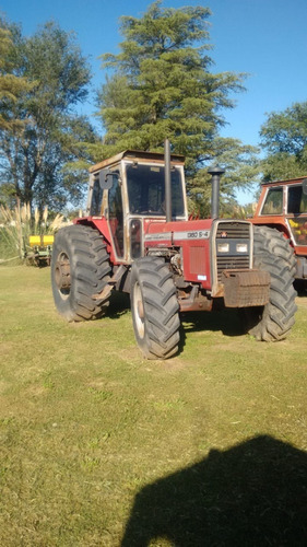 Tractor Massey Ferguson 1360 S4 - Año 1989