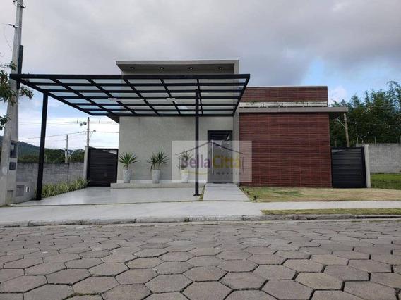 Casa À Venda, 130 M² Por R$ 780.000 - Condomínio Veredas - Mogi Das Cruzes/sp - Ca0649