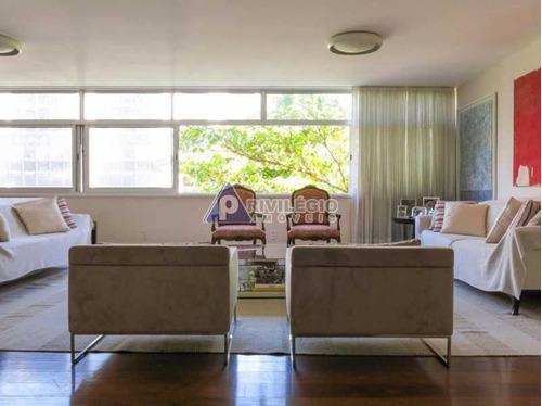 Imagem 1 de 20 de Apartamento À Venda, 4 Quartos, 4 Suítes, 2 Vagas, Ipanema - Rio De Janeiro/rj - 3651