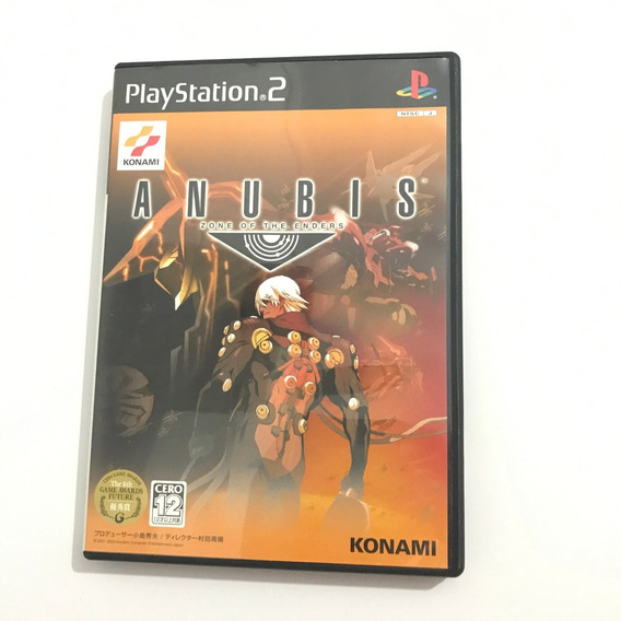 Zone Of The Enders The 2nd Runner - Original Jp Completo