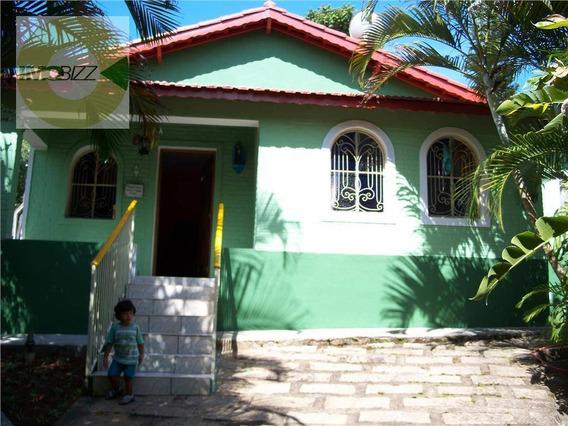 Chácara Com 2 Dormitórios À Venda, 1920 M² Por R$ 850.000 - Chácaras São Bento - Valinhos/sp - Ch0072