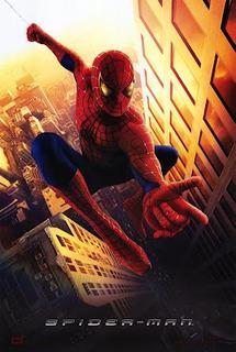 Spiderman / Hombre Araña Marvel / No Es Dvd / Raimi / Vhs