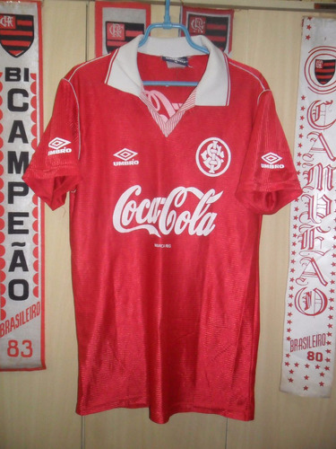 Camisa Internacional   Coca-cola ( Rio Grande Do Sul )