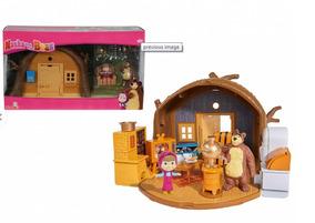 Masha E O Urso - Casa Do Urso - Sunny 1480