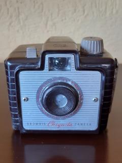 Camara Fotográfica Kodak De Caja Brownie Chiquita 1950