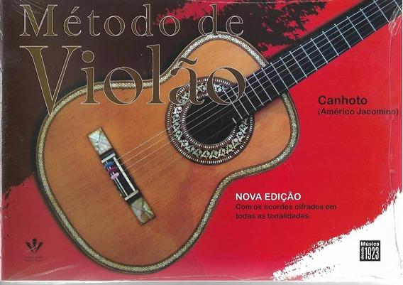 Metodo Para Violao ( Americo Jacomino) Canhoto
