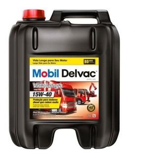 Aceite Mobil Super Delvac 1400 15w40 X 20 Litros Balde