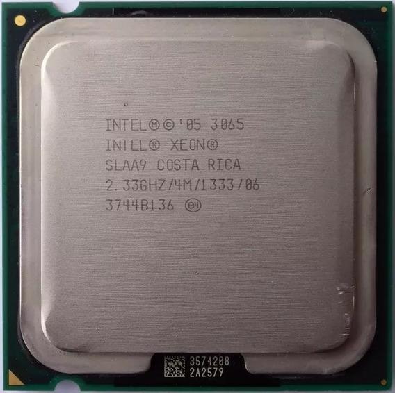 Processador Intel Xeon 3065 2.33ghz Lga775