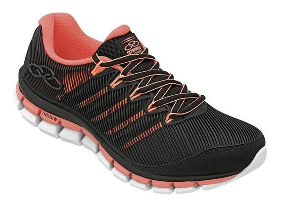 Tênis Running Olympikus Dynamic 343 Feminino Conforto