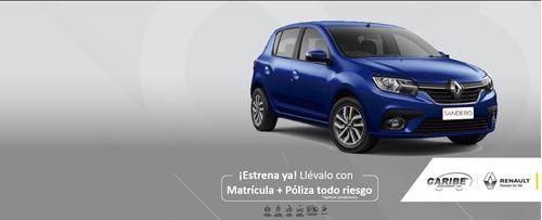 Renault  Sandero Life + Ph2  2021