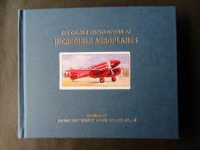 Livro Enciclopédia De Aviões Incríveis