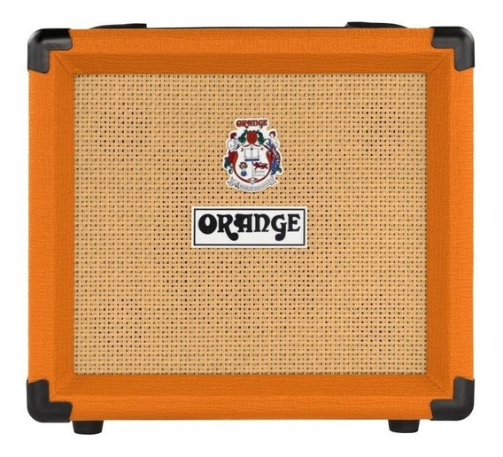 Combo Para Guitarra Orange Crush 12w 1x6 + Nf E Garantia
