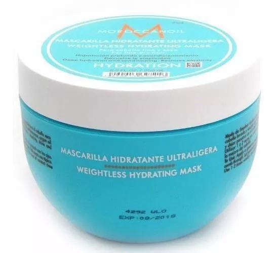 Moroccanoil Hydration Máscara Ultraligera Light X250 Local
