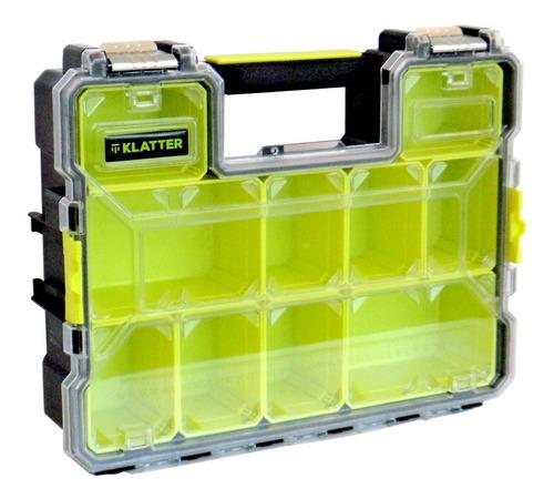 Caja Organizadora Herramientas Gavetero 10 Compartimentos
