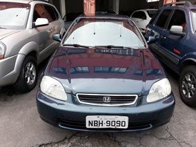Civic Ex 1998 Automático
