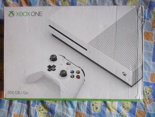 Xbox One S 500gb Como Nuevo