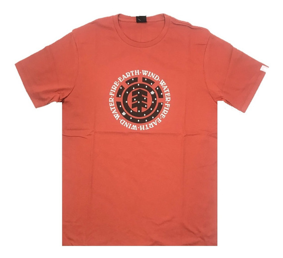 Remera Element Seal Full Tee 21107016 Cna
