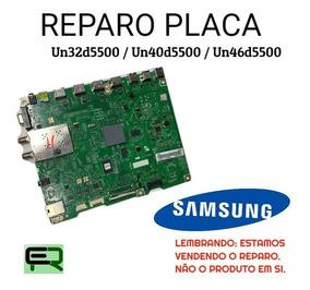 Placa Principal Samsung Reparo Un32d5500 40d5500 46d5500