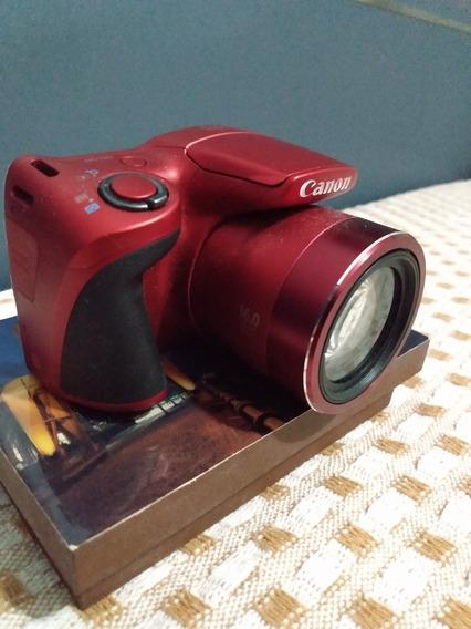 Câmera Semi-profissional, Canon.