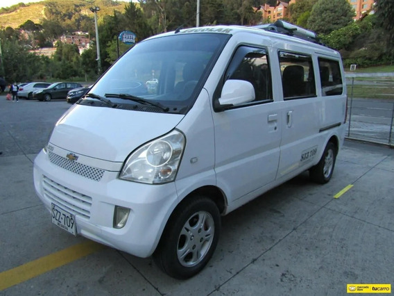 Chevrolet N300 Pasajeros Move Plus