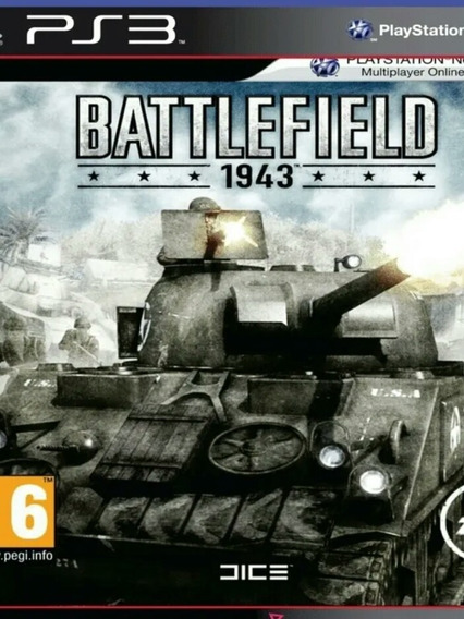 Battlefield 1943 Ps3 I Play3 Jogo Em Oferta Comprar