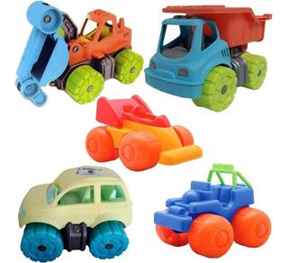 Autos Autitos Plásticos Mini Duravit Calidad Y Precio X 10u