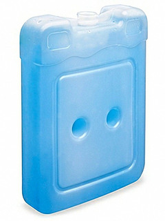 1 Paquete De Hielo En Gel Refrigerante De 32 Oz
